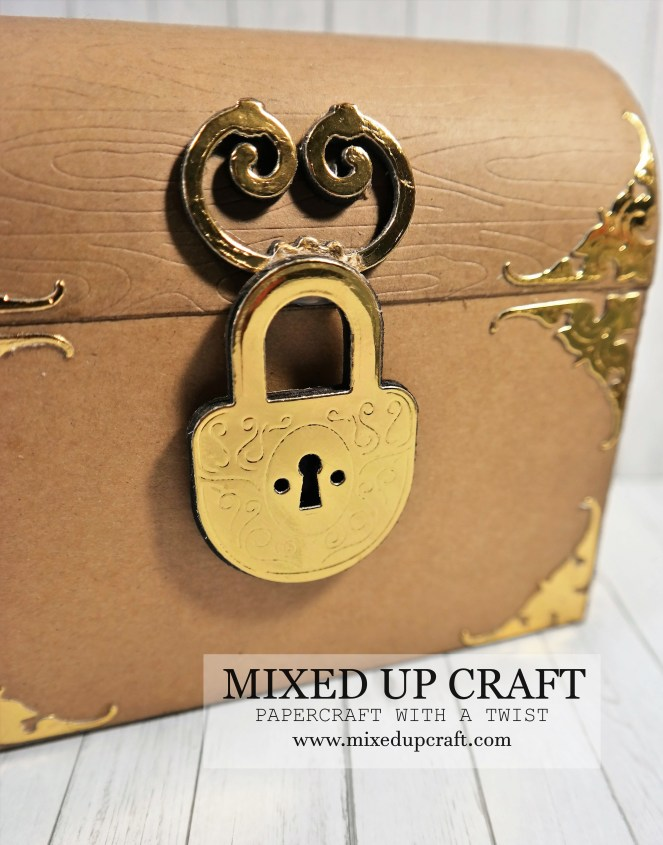 Fun Treasure Chest Gift Box
