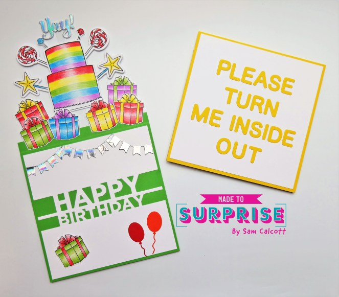 WOW, New Inside Out Cards!