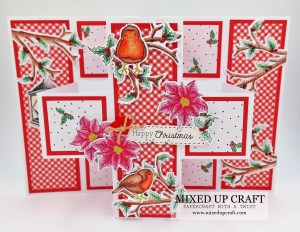 2 Way Double Trifold Card