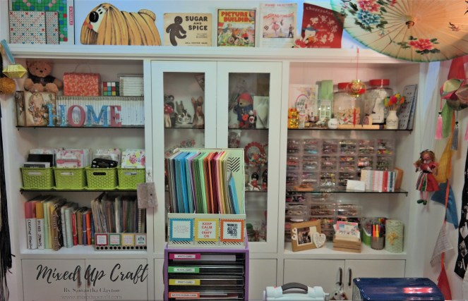 My Happy Place Craft Room Tour