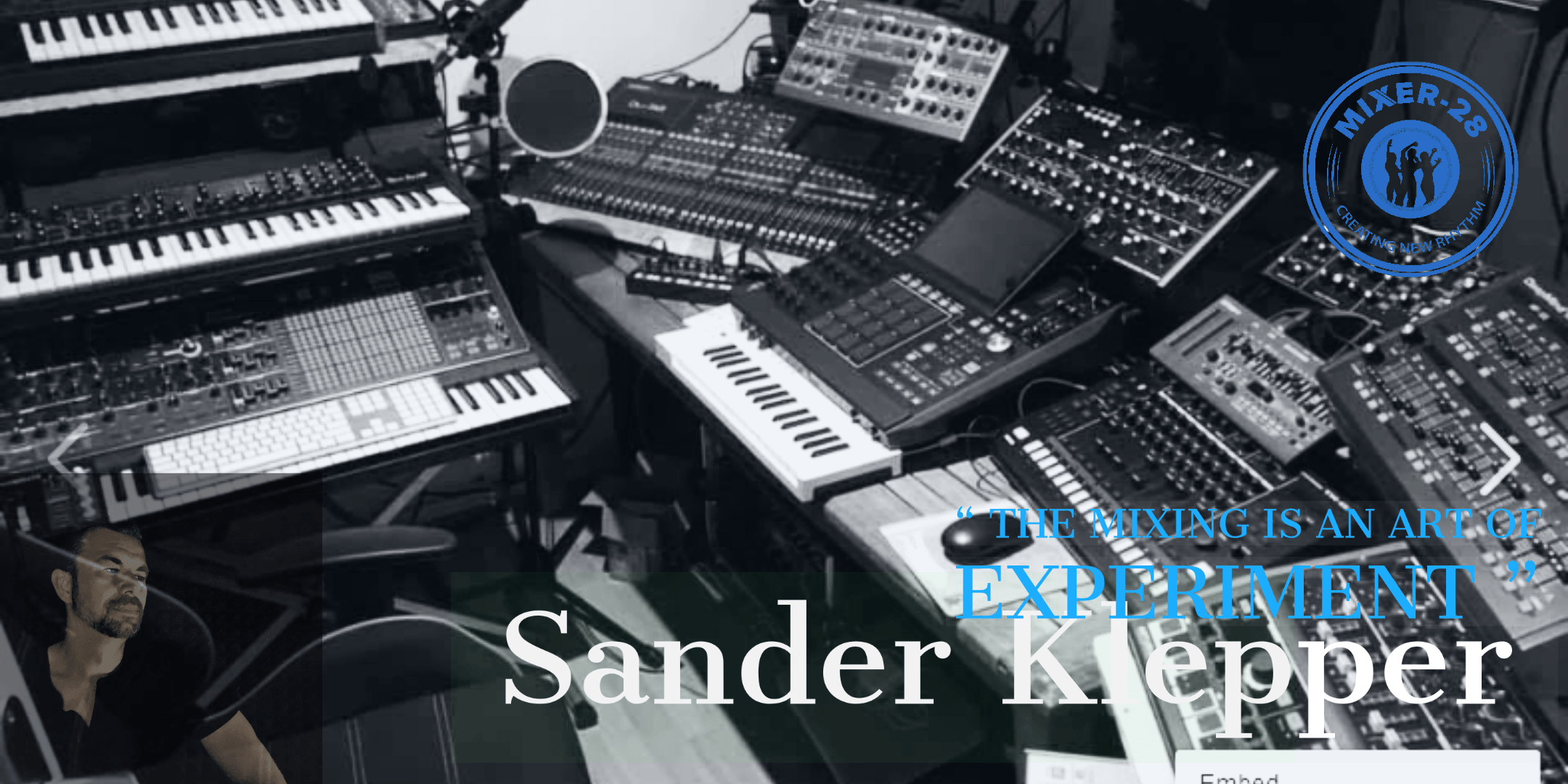 Read more about the article Sander Klepper- The specialist