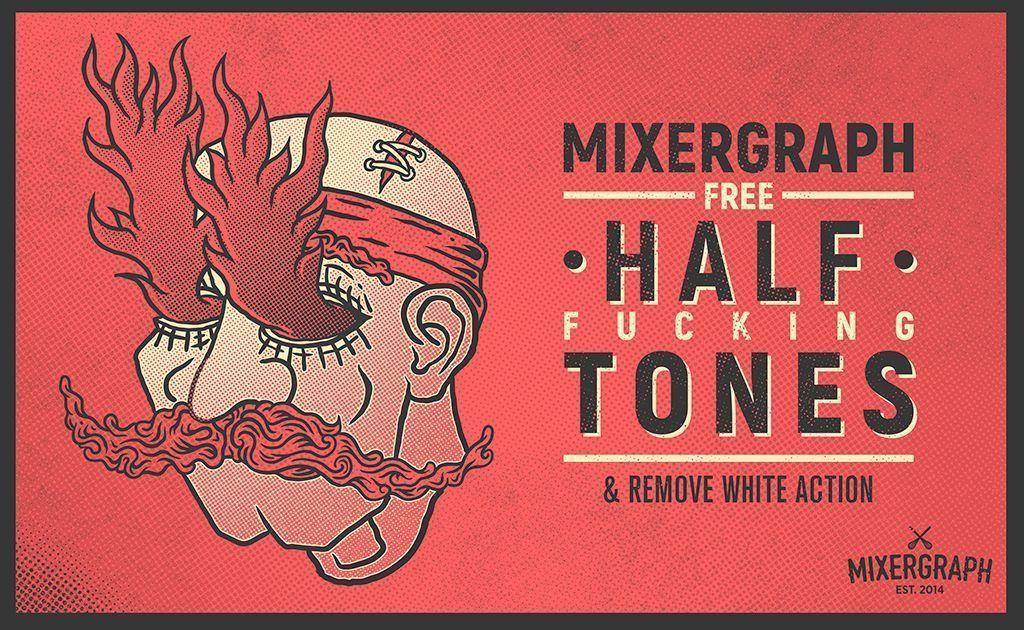 Mixergraph Half Tones