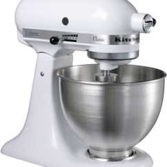 White Kitchen Aid Hood Cleaning Kitchenaid K45ss Review Is Your Heart Ruling Head Classic