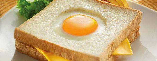 resep variasi cemilan roti tawar isi telur