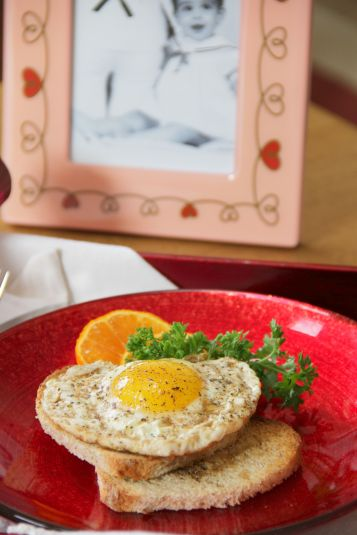 Valentine's Eggs-Sunny Side Up 8