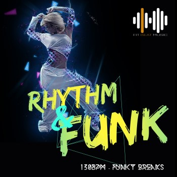 Funk Hip Hop Breaks Fitness Music Mix for Video Use