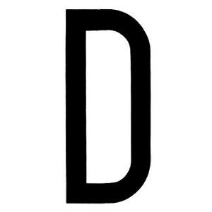 """Lampa ΑΥΤΟΚΟΛ. ΓΡΑΜΜΑ ΠΙΝΑΚΙΔΩΝ """"D"""""""
