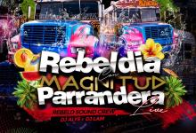Photo of Rebeldia Con Magnitud Parrandera – Rebel Sound Crew Ft Djlam507 & DjAlys