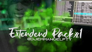 Photo of Pack Versiones Extended #1 – @DjEmmanuelPty