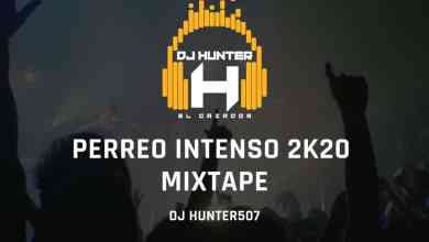 Photo of Perreo Intenso 2K20 Mixtape – @DjHunter507