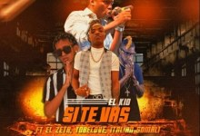 Photo of El Kid ft El Zeta, Tobe Love & Italian Somali – Si Te Vas (Remix)