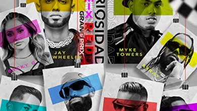 Photo of Jay Wheeler, Myke Towers, Arcangel & De La Ghetto, Zion & Lennox, Brray, Becky G – La Curiosidad (Grand Red Remix)