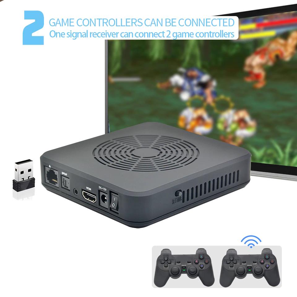 Retro Video Game Console