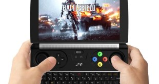 Handheld PC Game Console