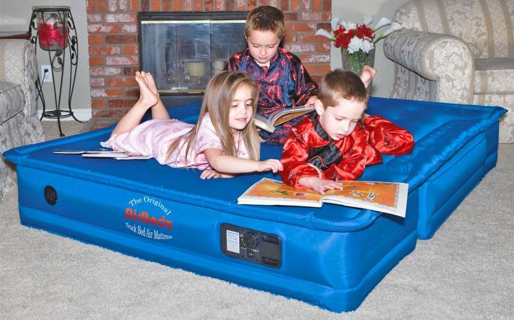 Inflatable Truck Bed Air Mattress