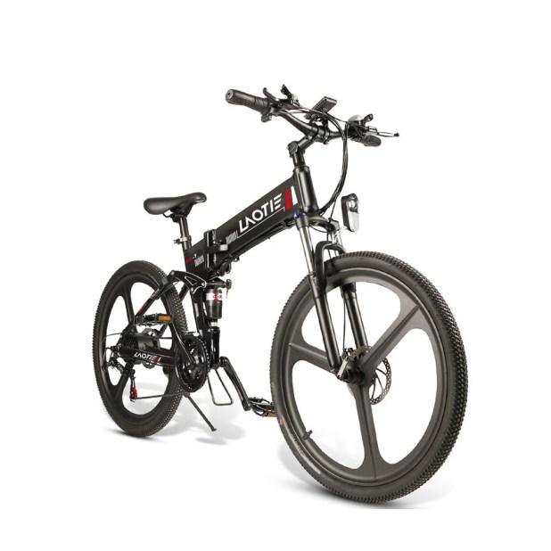 Folding Electric Mountain Bicycle