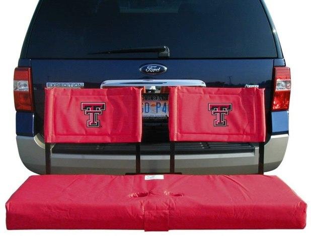 Tailgate Hitch Seat