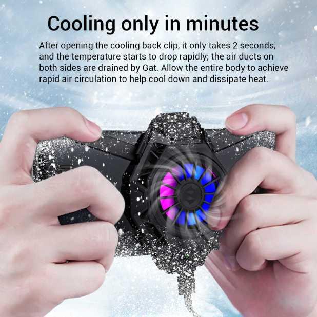 black shark cooling fan