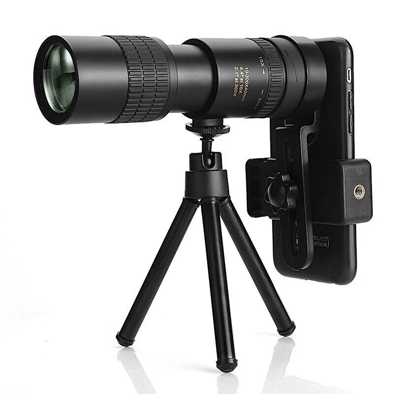 Zoom Telescope