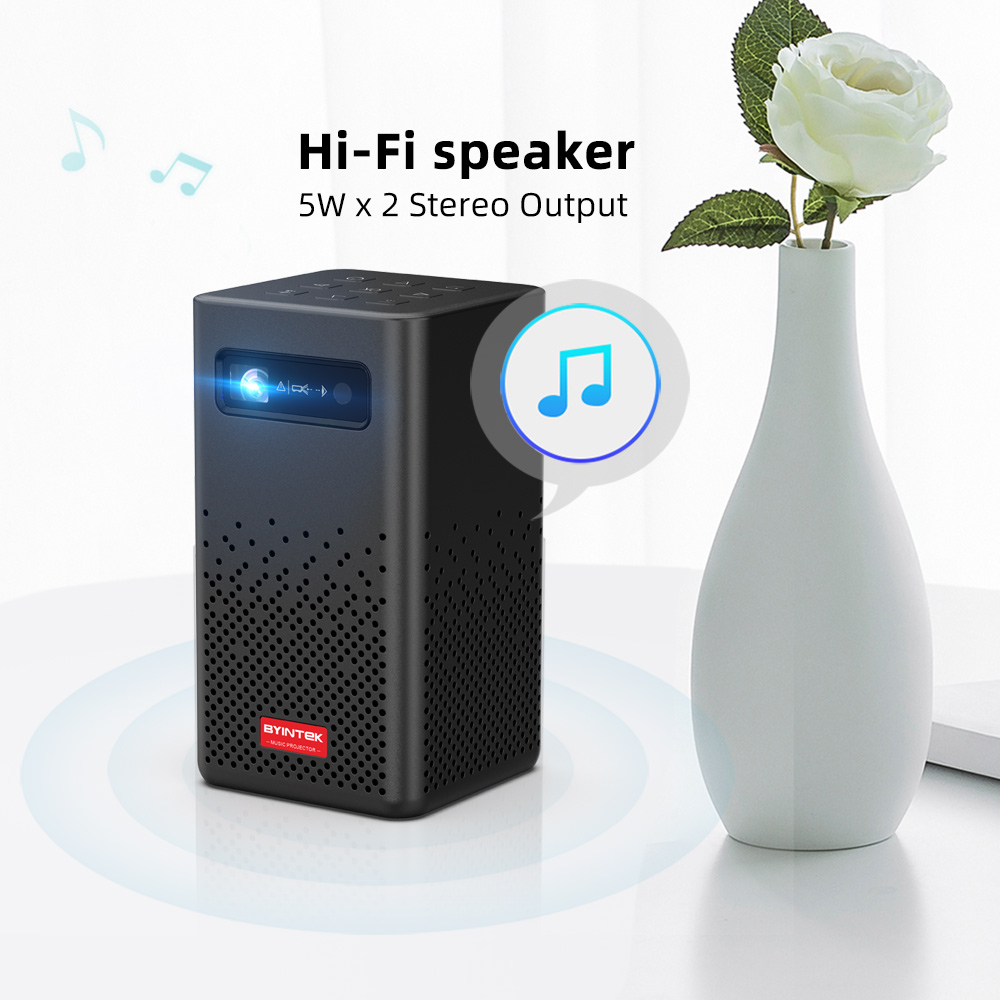 P20 Smart Android Projector