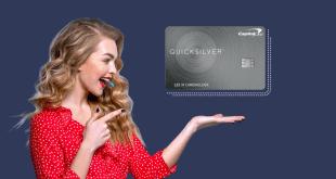 Capital One Quicksilver Cash Rewards Card