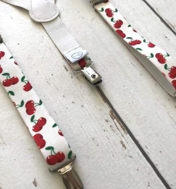 Bretels voor meisjes: Bretels Sweet cherries