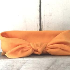 Haarbandje Orange