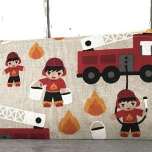 Etui met brandweerprint