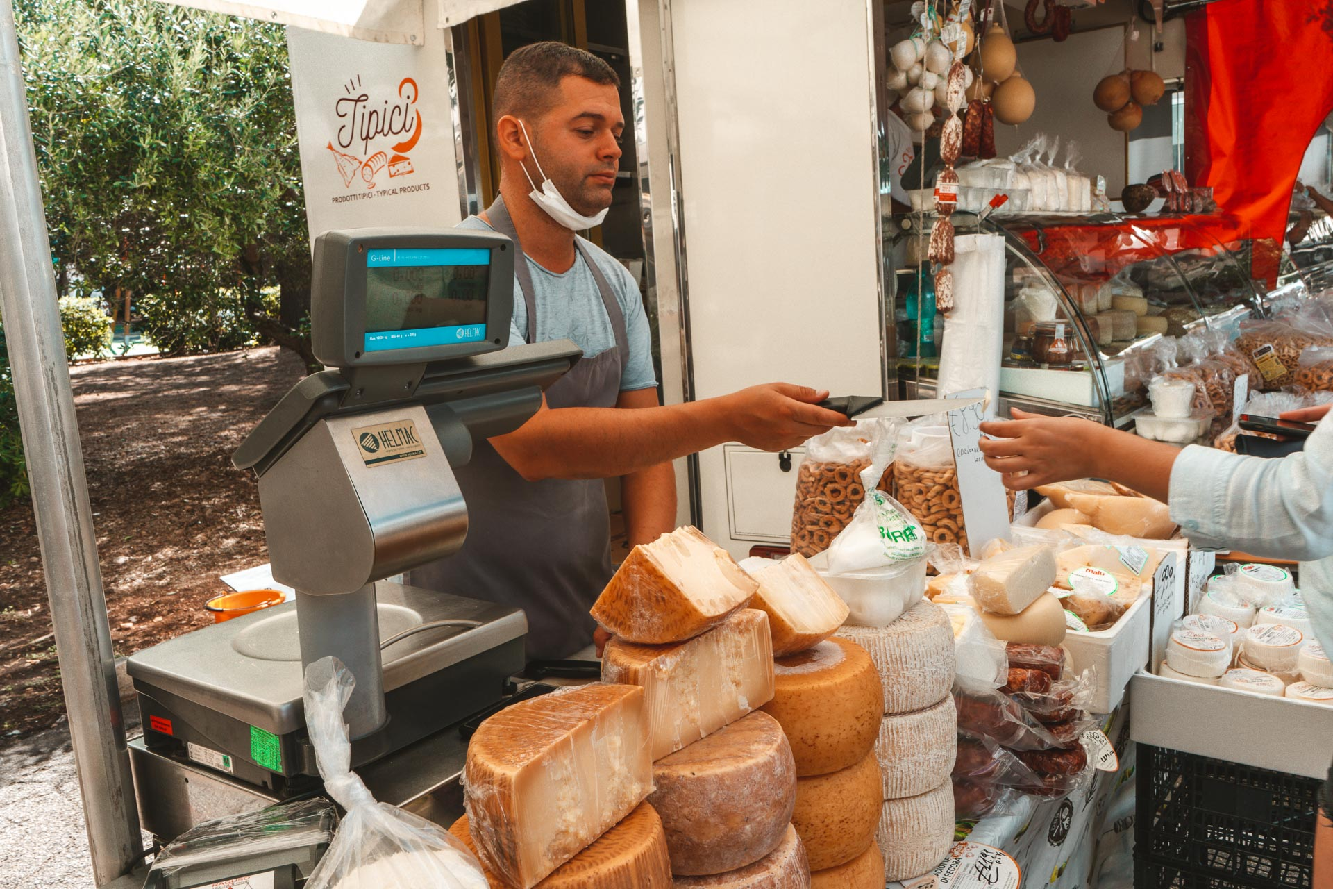 Puglia region italy, Market Italy, Locorotondo, Locorotondo Centro Storico