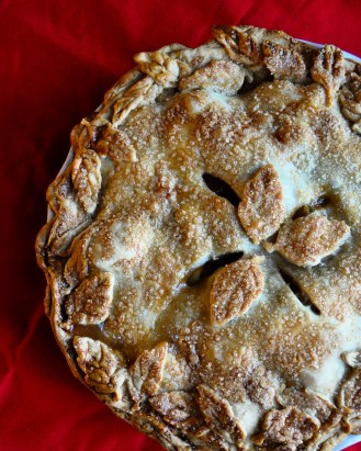My favorite apple pie. Ask me why in the comment below.