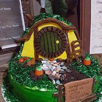 Hobbit Cake