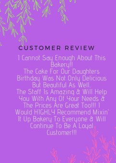 Customer Review from (9)