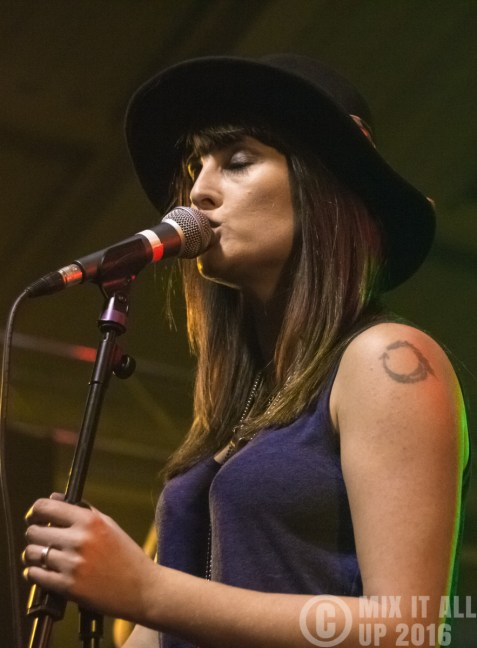 Lucie Barat & The Au Revoirs @ Engine Rooms, Southampton