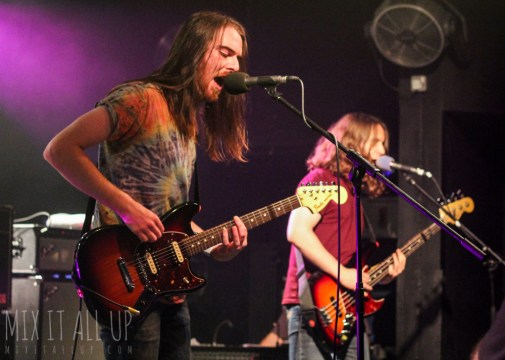 Pulled Apart By Horses @ Southsea Festival, 2014