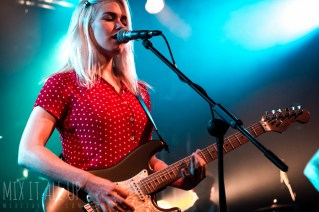 Beverly supporting We Are Scientists live at Wedgewood Rooms, Portsmouth 2016