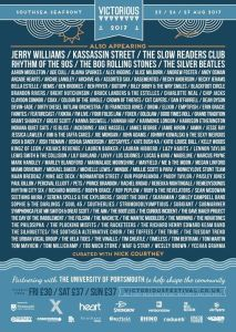 Victorious festival lineup 2017