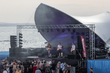 Submariner at Victorious Festival 2017