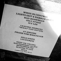 British Sea Power Setlist