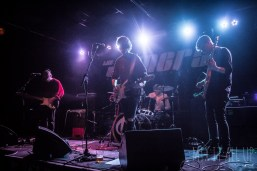 The Bedroom Text supporting October Drift @ Joiners, Southampton - 08/04/18