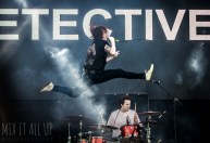 Pigeon Detectives live at Victorious Festival 2018