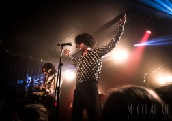 Sons of Raphael supporting Mini Mansions at Hoxton Square Bar and Kitchen