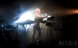 C.A.R. supporting Teleman at Wedgewood Rooms, Portsmouth - October 2018