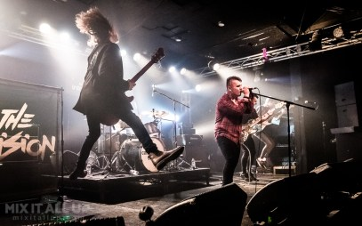 The Collision live at Icebreaker Festival 2019