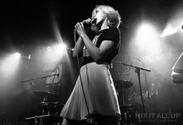 BASH! supporting Arcade Hearts live at Joiners, February 2019