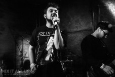 Hallan at Hot Vox Isle of Wight New Blood Competition, Quarter Finals - 05/03/19