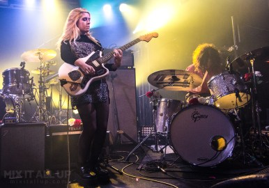 Valeras supporting Drenge live at Wedgewood Rooms, Portsmouth - 03/04/19   Mix It All Up