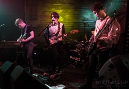 Brother Deep live at the Edge of the Wedge, Portsmouth - 04/04/19 | Mix It All Up