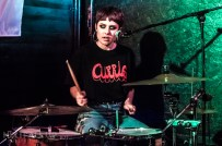 Currls supporting Dutch Criminal Record at the Edge of the Wedge April 2019 | Mix It All Up