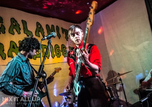 Sleep Eaters live at Portsmouth Psych Fest 2019