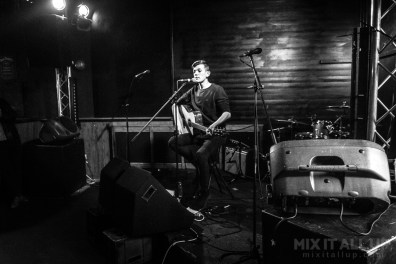 Tyler Collins supporting Pioneers live at the Edge of the Wedge, Portsmouth - 09/05/19